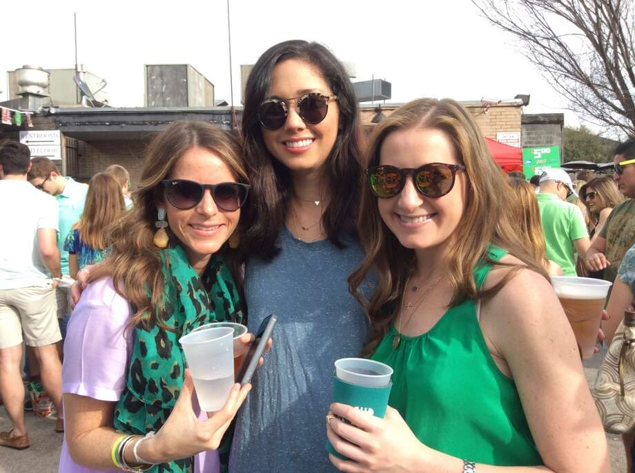 Midtown 8th annual Biggest St. Patrick's Festival  Festival will be held at 3rd Floor, Pub Fiction  and Irish Cowboy and will include DJs, live music, food and green beer. When: 11 a.m.-midnight Friday-Sunday Where: 2300 Louisiana ...  Photo: Andrea Waguespack/Houston Chronicle