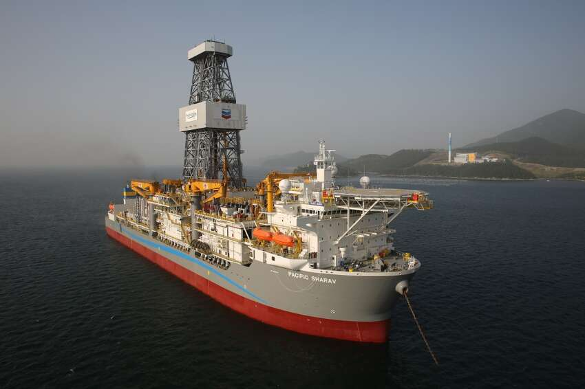 The Pacific Sharav (Chevron)