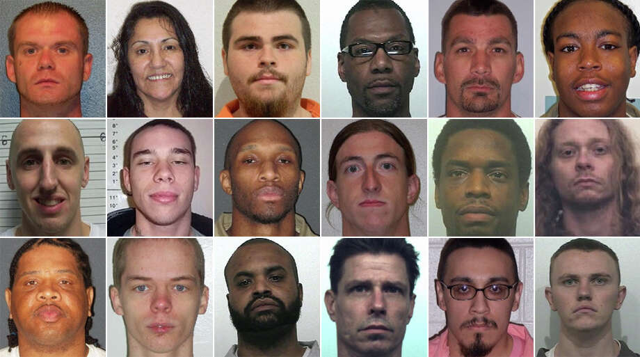 The Department of Corrections is currently looking for dozens of violent felons and sex offenders who've violated their parole. Take a look at the state's most wanted. Photo: Department Of Corrections