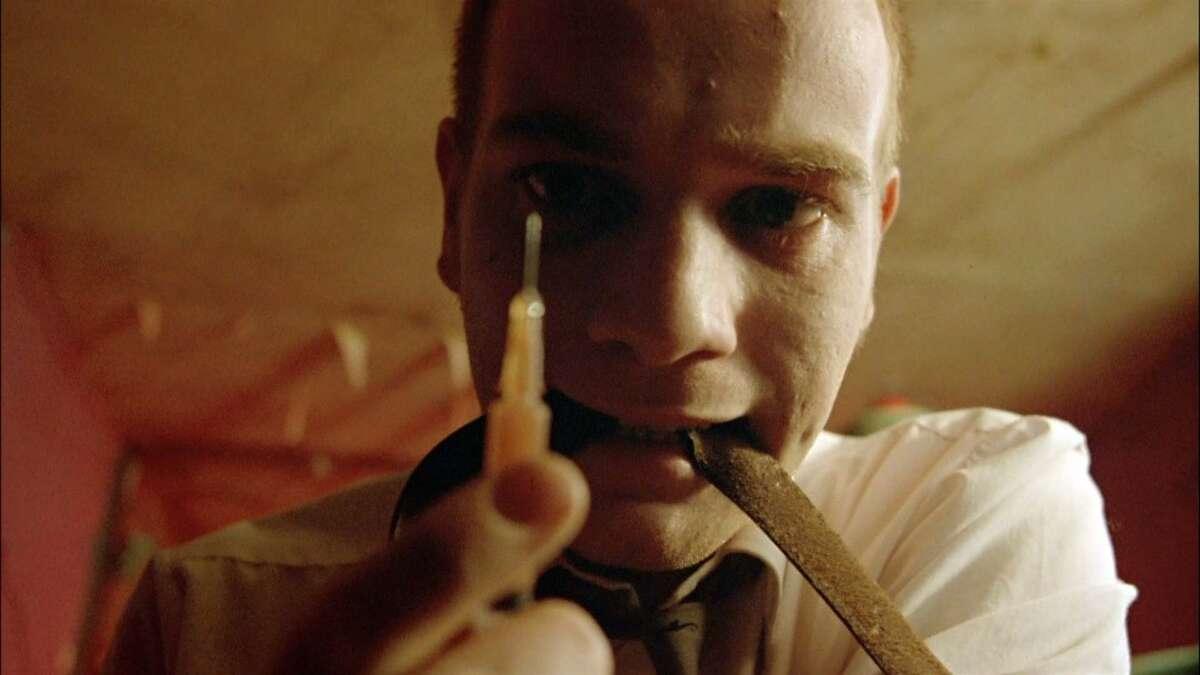 Ewan McGregor played lead character and heroin junkie Mark Renton in the original 1996 film.