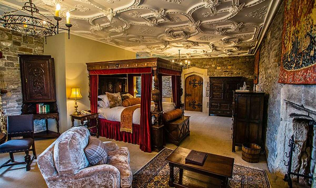 Thornbury Castle in Castle Street, United Kingdom. Photo courtesy of Booking.com.