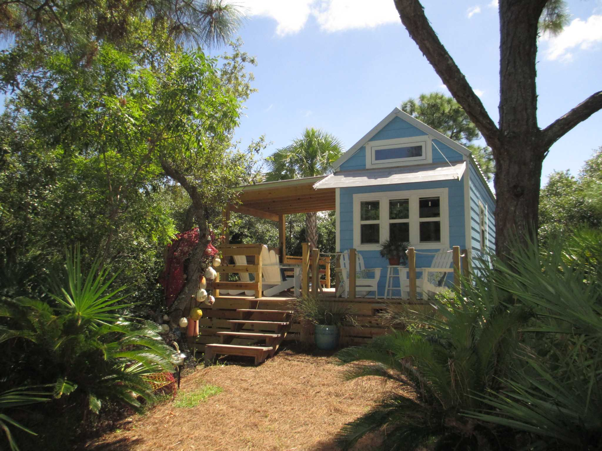 Tiny Houses A Big Trend In New Tv Shows Houstonchronicle Com