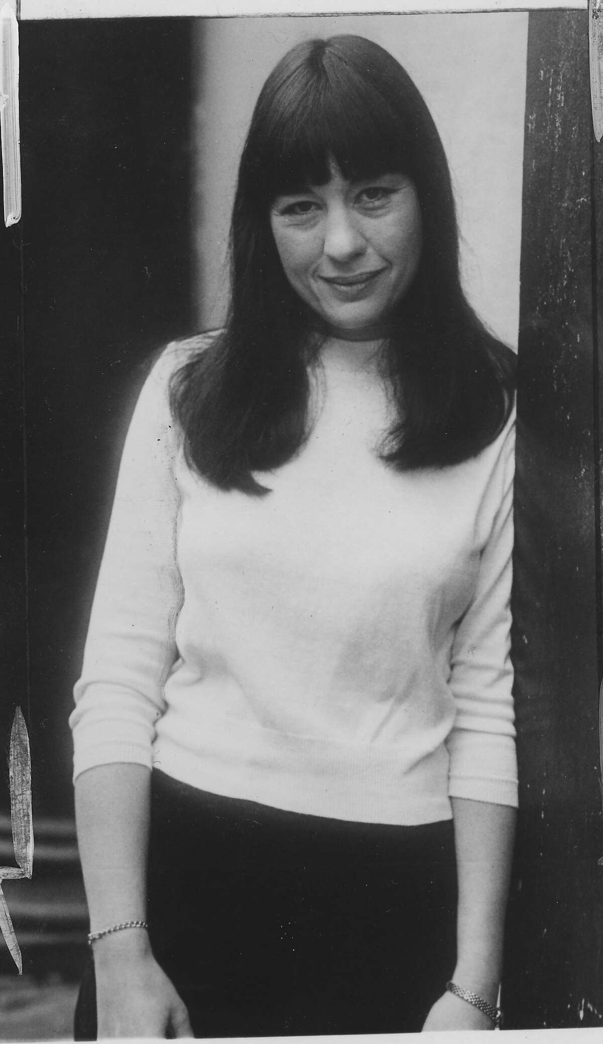 Susan Berman, Author of Easy Street: The True Story of a Mob Family Photo ran 10/02/1981, P. 45