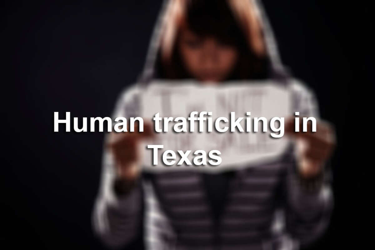 A look at human trafficking in Texas.