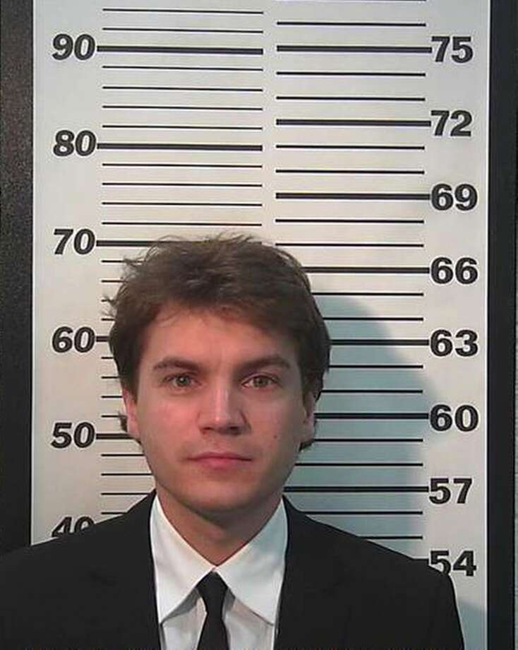This booking photo provided by Summit County Sheriff's Department in Park City, Utah, on March 16, 2015, shows Actor Emile Hirsch. Hirsch made his first court appearance on Monday, after being charged with assault after putting a studio executive in a chokehold and dragging her across a nightclub table while he was in Utah for the Sundance Film Festival. Photo: AP Photo/Summit County Sheriff's Department