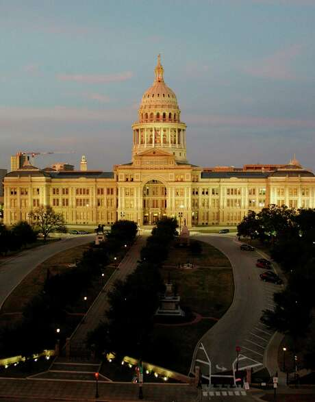 Texas Capitol.  (AP Photo/Harry Cabluck) Photo: Harry Cabluck, STF / AP