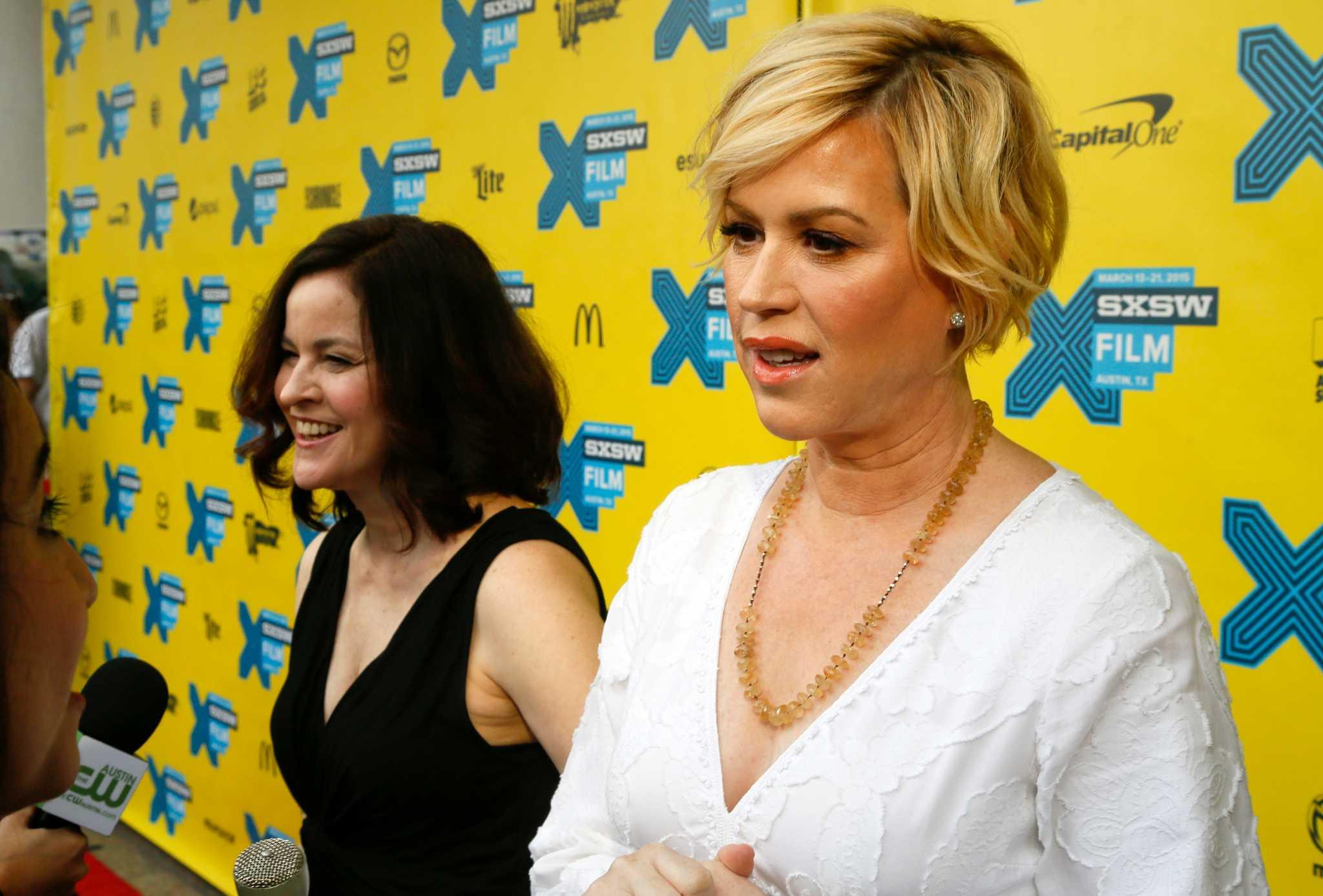 Ally Sheedy Fakes stars' appearance reawakens interest in 'breakfast club