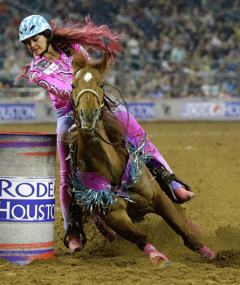 Top Riders And Singers Perform At Rodeohouston Houston