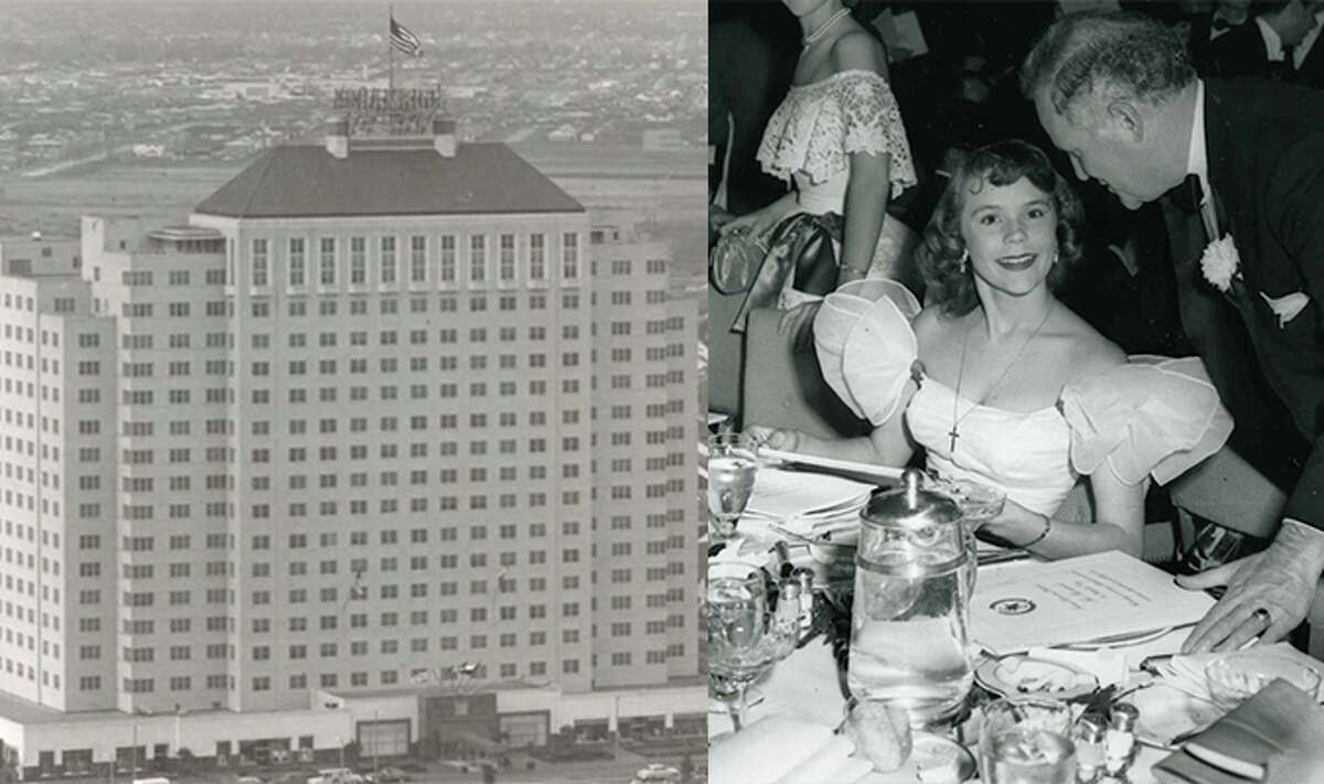 """Once the site of """"Houston's Biggest Party,"""" Glenn McCarthy's hotel had a storied history of ups and downs. See the colorful history of this historic landmark before it was unceremoniously demolished in the late '80s."""