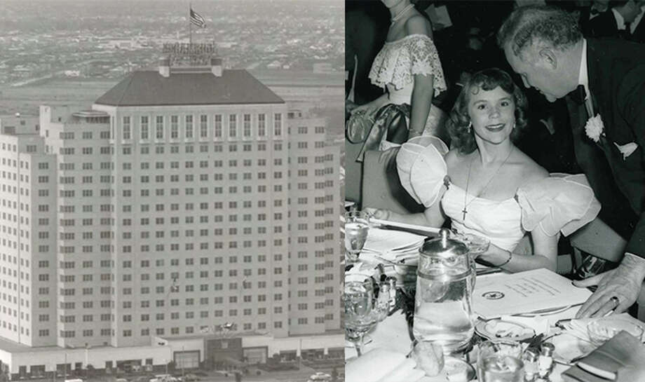 "Once the site of ""Houston's Biggest Party,"" Glenn McCarthy's hotel 