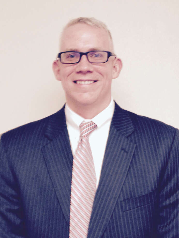 William Egan has been named as the new principal of New Canaan High School. Photo: Contributed Photo / New Canaan News