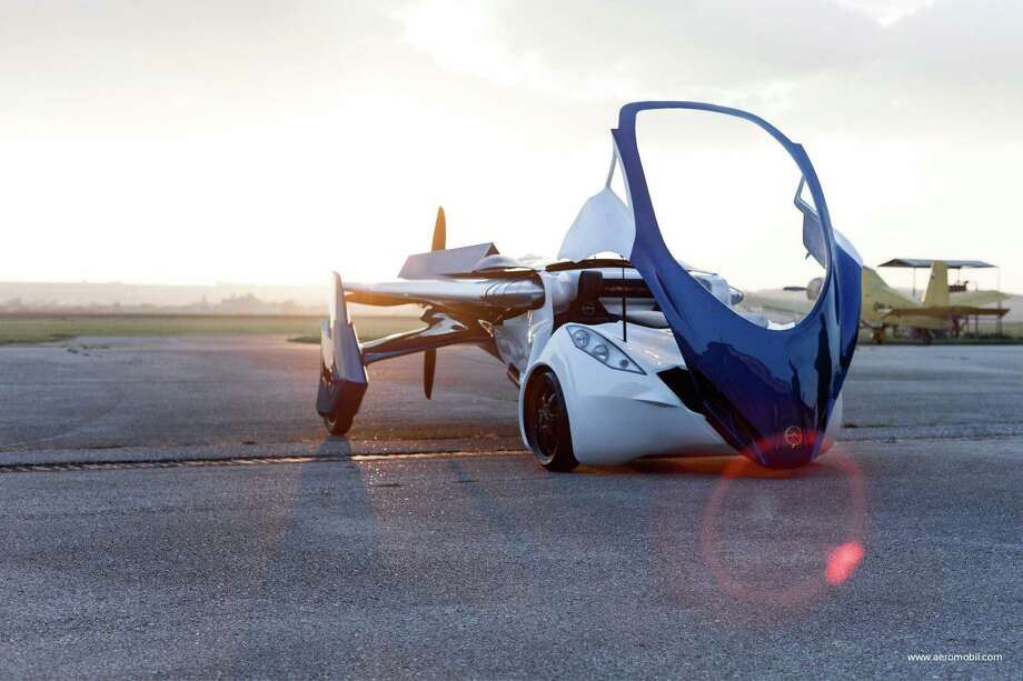 Photo courtesy of AeroMobil Photo: AeroMobil