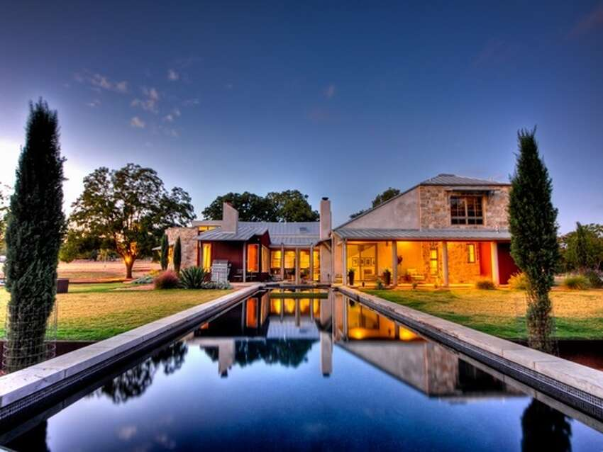 1381 Knopp School Road This contemporary-country home with 4 bedrooms and 3.5 bathrooms costs $1.825 million. The 4,870-square-foot home sits on about 13 acres, and includes a gourmet kitchen, pool and guest house. MLS - 1061340