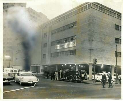 The Shamrock Hotel S Grand Opening Houston Chronicle