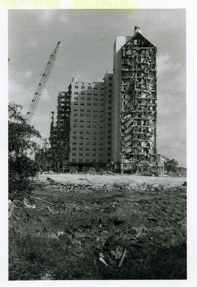 Photos Of The Historic Shamrock Hotel In Houston Houston Chronicle