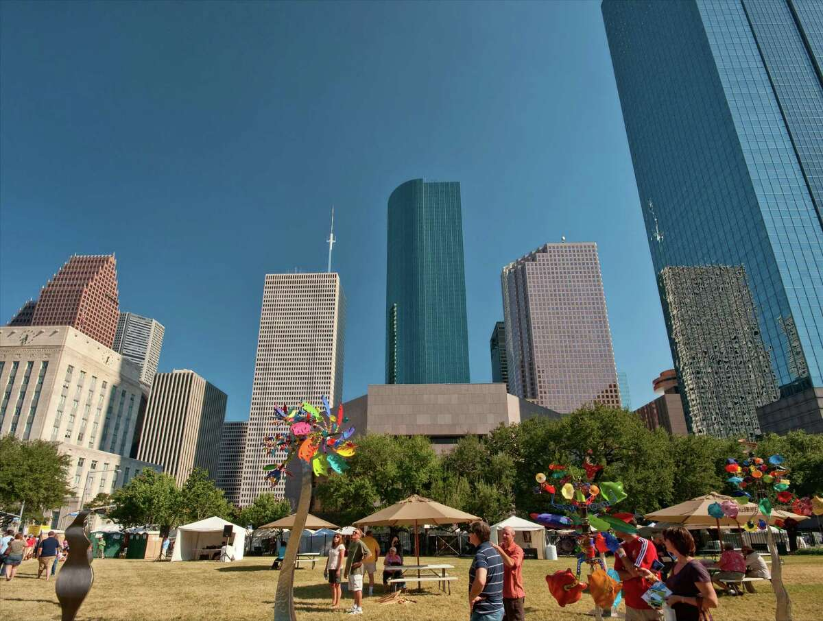 21. Houston National ranking: 100 Median household income: $44,451 Cost of living index: 99