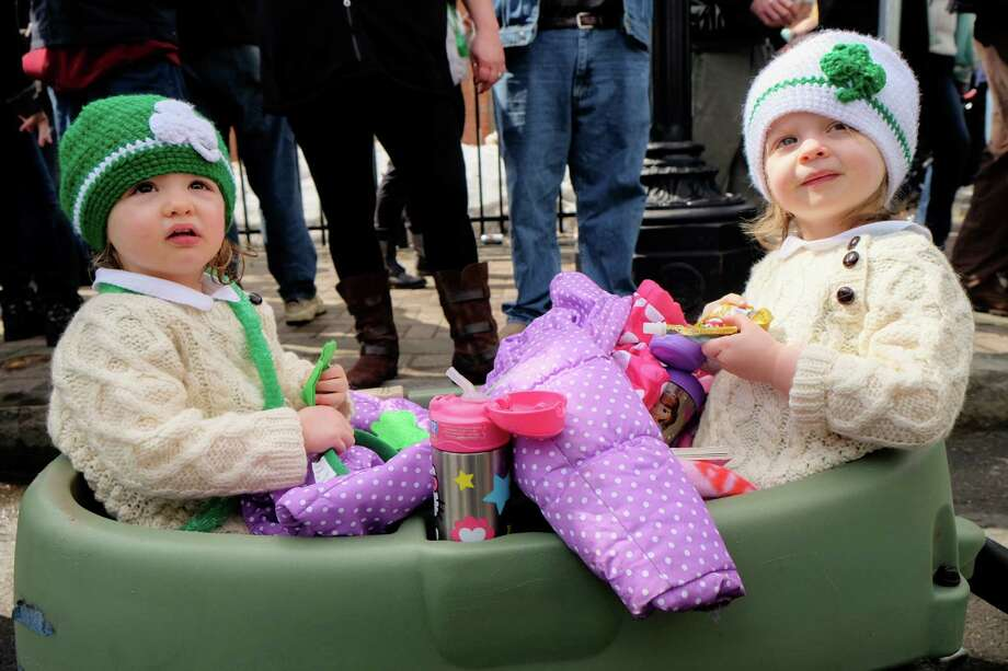 The 33rd annual Bridgeport St. Patrick's Day parade was held on March 17, 2015 in downtown Bridgeport. Were you SEEN? Photo: Dawn Kubie