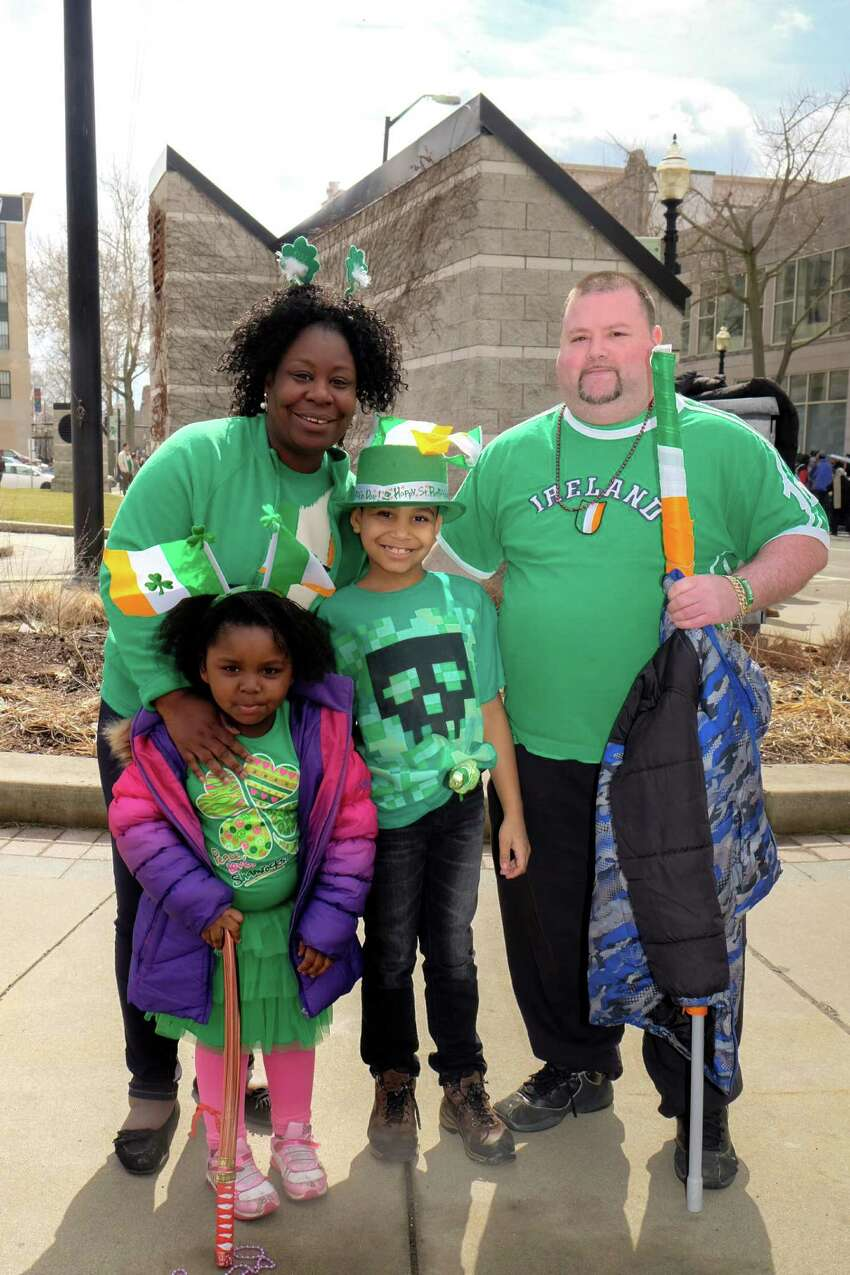 The 33rd annual Bridgeport St. Patrick's Day parade was held on March 17, 2015 in downtown Bridgeport. Were you SEEN?