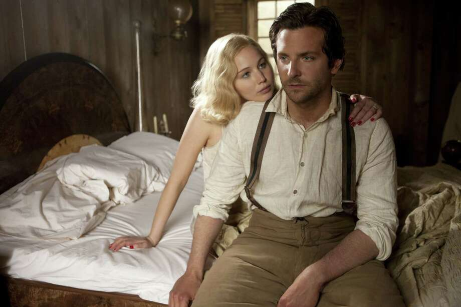 "Jennifer Lawrence and Bradley Cooper in ""Serena."" Photo: Magnolia Pictures / Magnolia Pictures / ONLINE_YES"