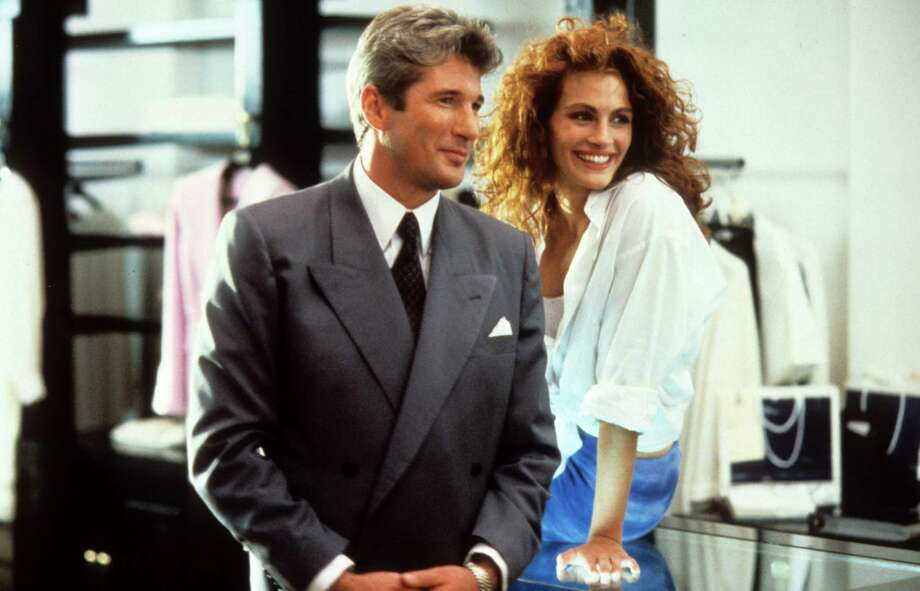 "This day in ""you're officially old"": ""Pretty Woman"" premiered 25 years ago this month on March 23, 1990. Photo: Hulton Archive, Getty / 2012 Getty Images"