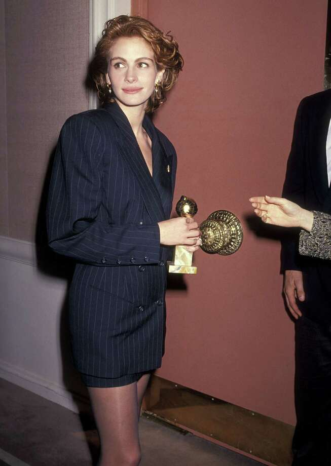 She then won a Golden Globe for her performance ... Photo: Ron Galella, Ltd., Getty / 1991 Ron Galella, Ltd.