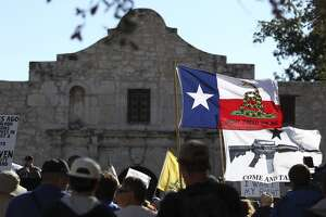 Texas GOP official wants secession on the primary ballot - Photo