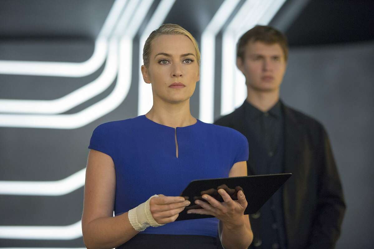 In this image released by Lionsgate, Kate Winslet appears in a scene from