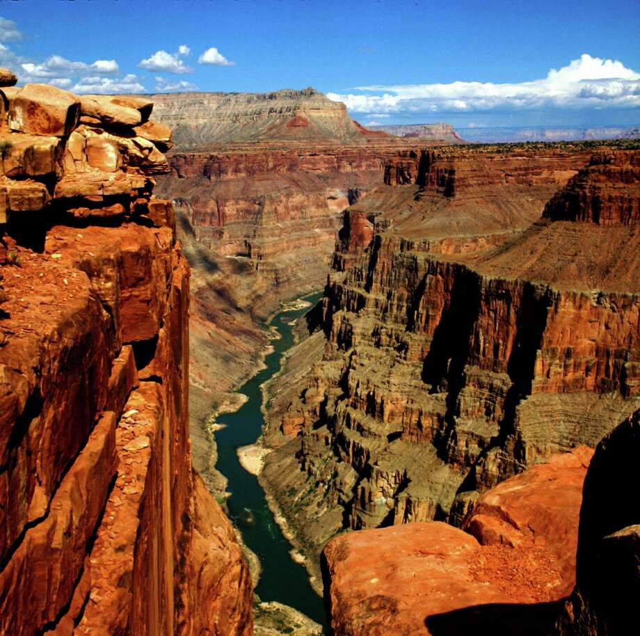 Arizona,, Grand Canyon National Park, Grand Canyon from the Toroweap Overlook near Lava Falls. Photo: UniversalImagesGroup, Getty Images / Universal Images Group Editorial