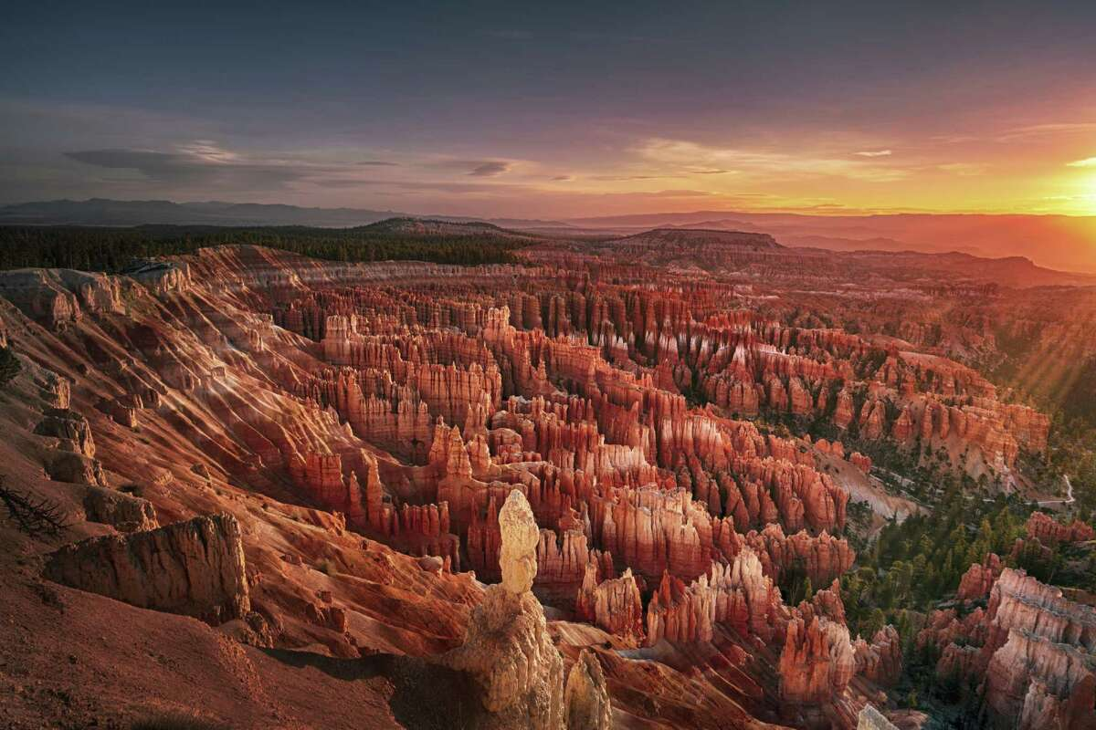 2 . Bryce Canyon National Park, Utah Source: Business Insider