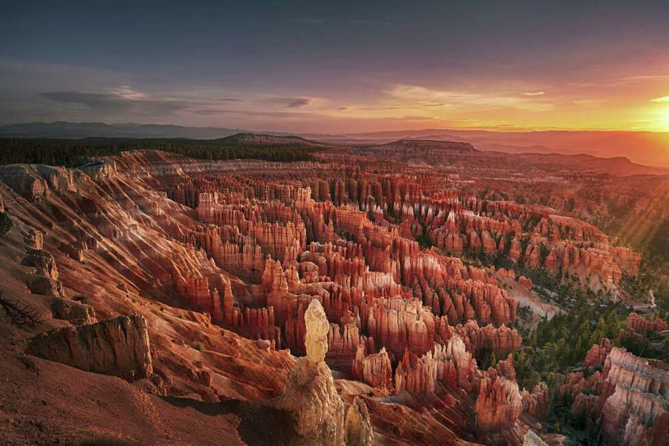 2 . Bryce Canyon National Park, Utah Source:Business Insider
