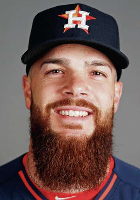 Houston Astros starting pitcher Dallas Keuchel photographed during Houston Astros spring training at the Osceola County facility, Thursday, Feb. 26, 2015, in Kissimmee. ( Karen Warren / Houston Chronicle  ) Photo: Karen Warren, Staff / © 2015 Houston Chronicle