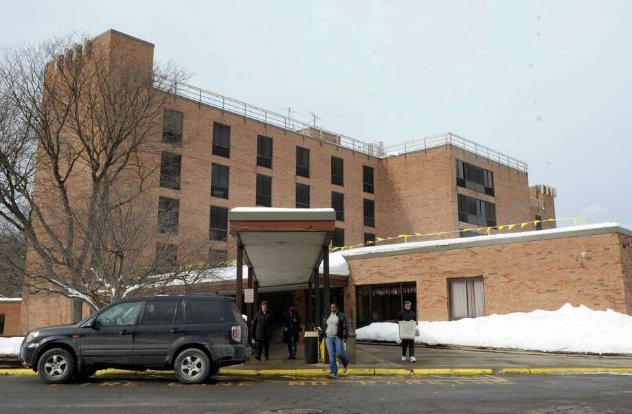 The Albany County Nursing Home at 780 Albany Shaker Road on Thursday Feb. 12, 2015 in Colonie, N.Y. (Michael P. Farrell/Times Union) Photo: Michael P. Farrell / 00030598A