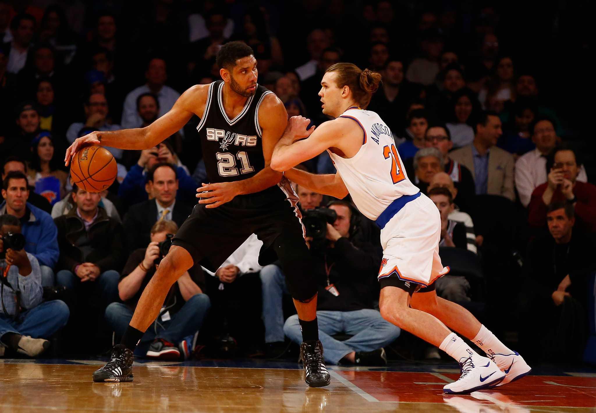 Spurs Vs Knicks Detail: San Antonio Spurs Vs. New York Knicks Live Blog