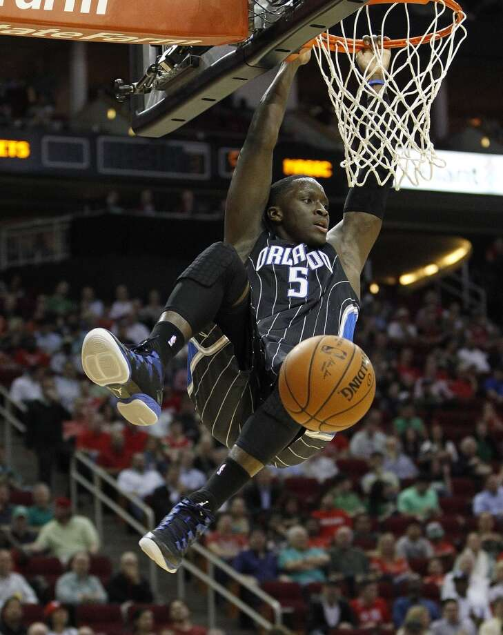 ORLANDO MAGIC, NBAYeah, we get the Disney World connection with the Magic Kingdom reference. It's just a lame name for a basketball team. Photo: Karen Warren, Houston Chronicle
