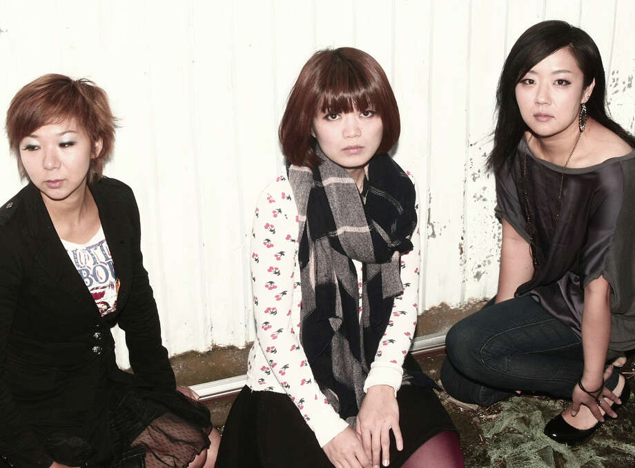 The power trio of TsuShiMaMiRe, hailing from Japan, will play at the Independent on Monday, March 30. Photo: Courtesy Of The Artist / ONLINE_YES