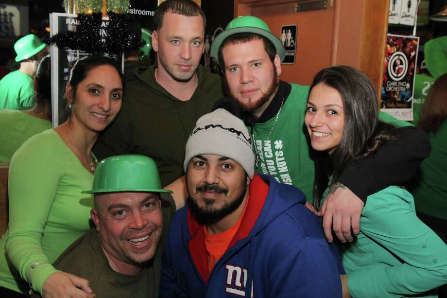 Molly Darcy's Irish Pub in Danbury was the place to be on St. Patrick's Day 2015. Party goers enjoyed irish music, drinks and dancing. Were you SEEN? Photo: Derek T.Sterling, Hearst Connecticut Media Group