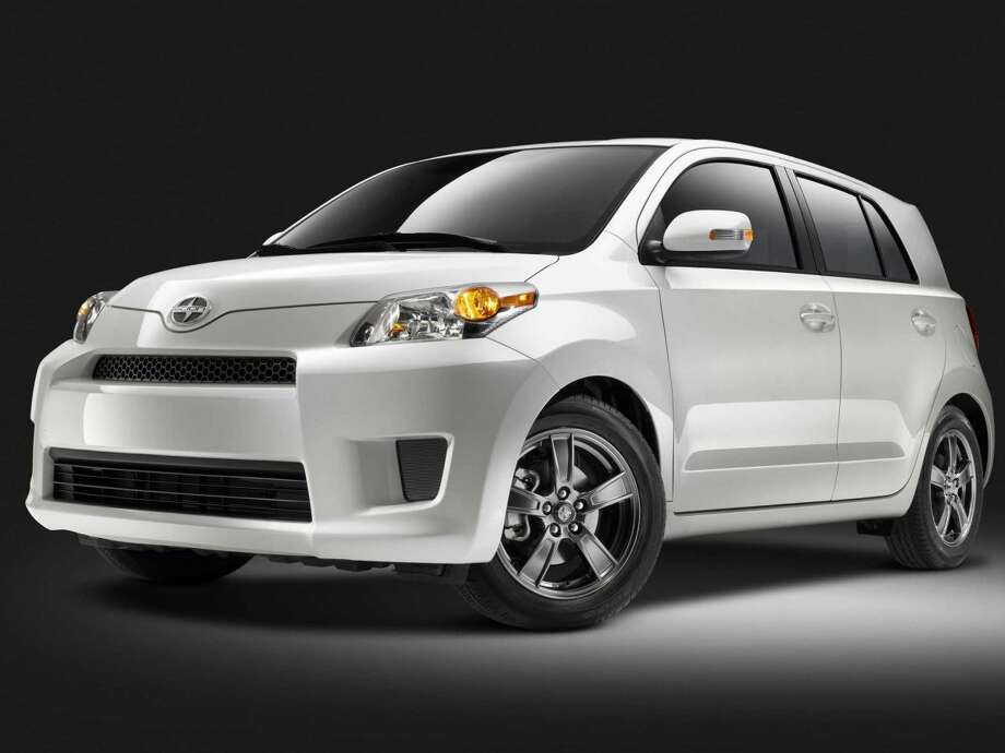 Small Car: Scion xD Photo: (via Business Insider)