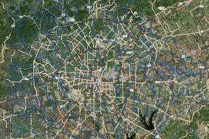 San Antonio floodplain risk map - Photo