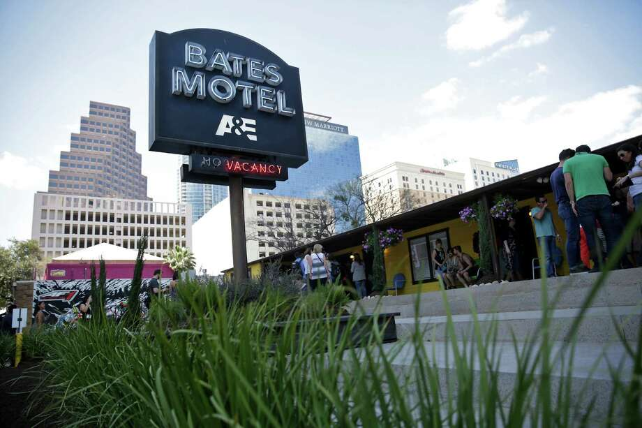 "A&E's ""Bates Motel"" open its doors at SXSW on March 14, 2015 in Austin, Texas. Photo: Roger Kisby, Getty Images / 2015 Getty Images"