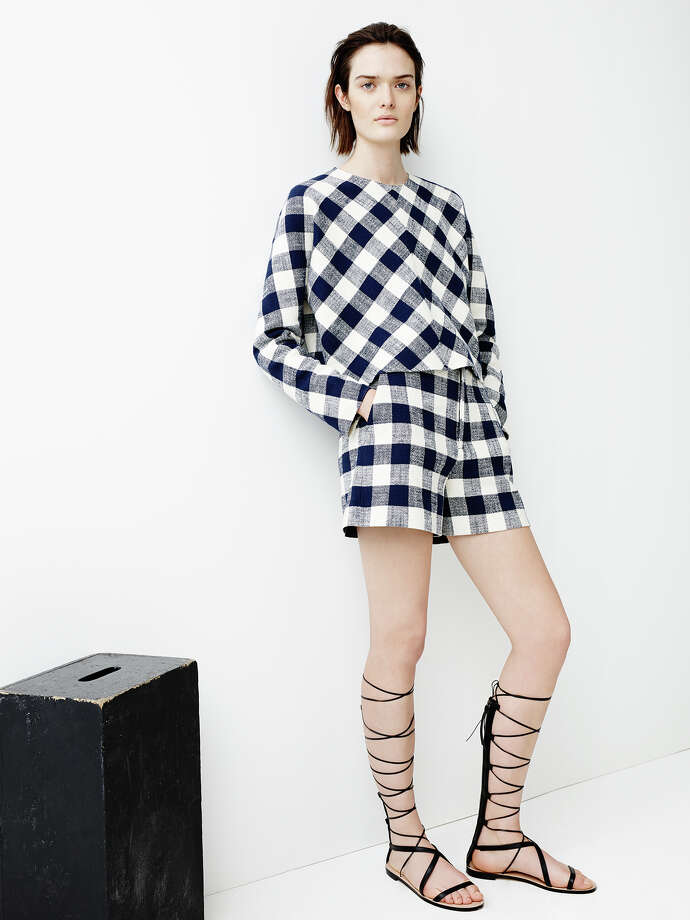 New Zara store is slated to open at Memorial City Mall in fall 2015. Here's a look for spring 2015.  New Zara store is slated to open at Memorial City Mall in fall 2015. Here's a look for spring 2015. Photo: Zara / ONLINE_YES