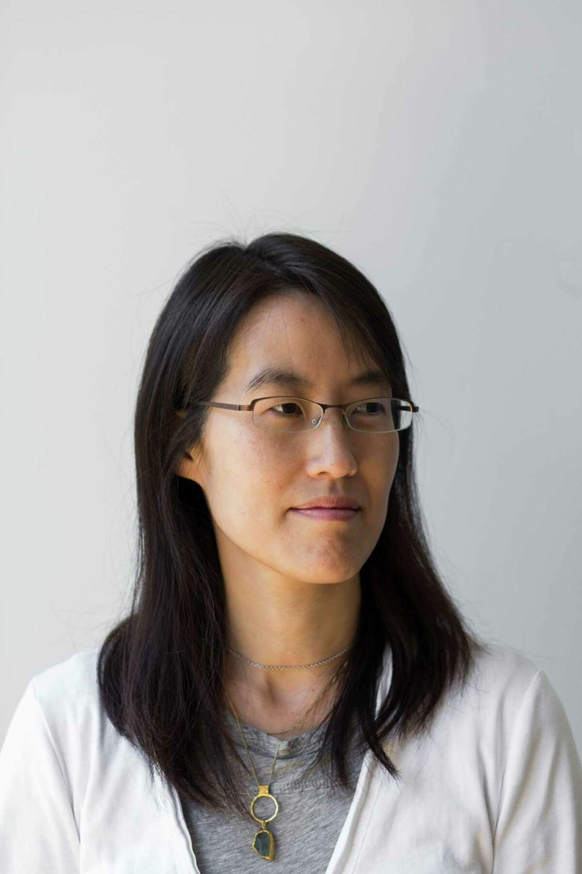 Ellen Pao, plaintiff in the suit against the prominent venture capital firm Kleiner Perkins, in San Francisco in July of last year.