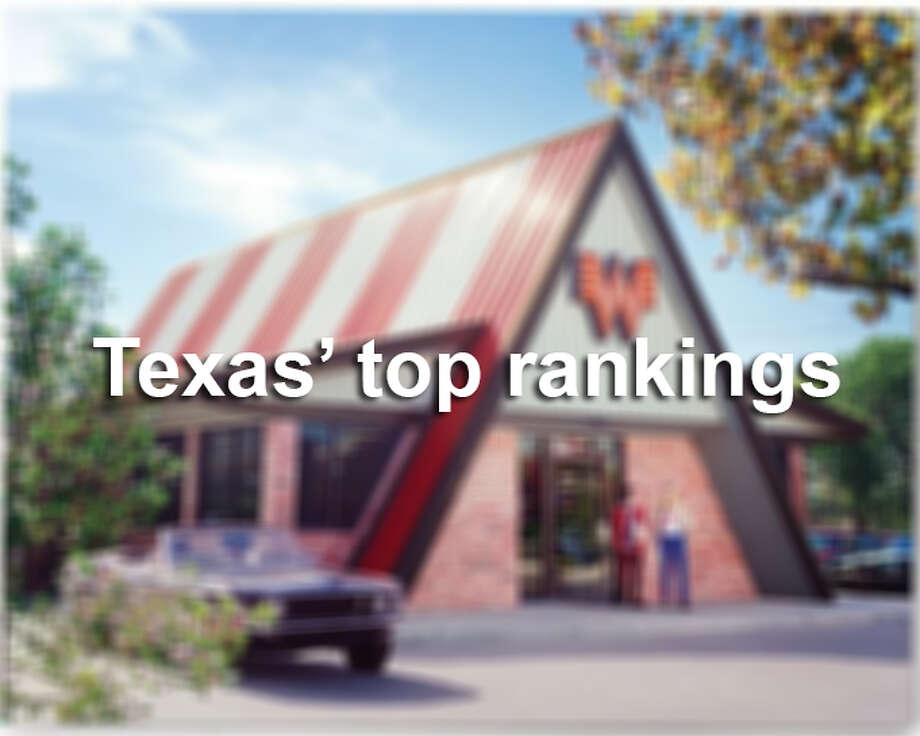 Click through to see how Texas ranks in other areas.
