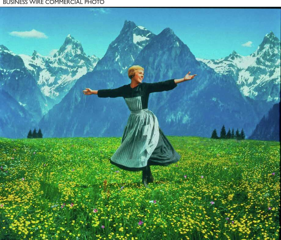 "Julie Andrews played Maria in ""The Sound of Music,"" which celebrates its 50th anniversary this year. / TWENTIETH CENTURY FOX HOME ENTER"