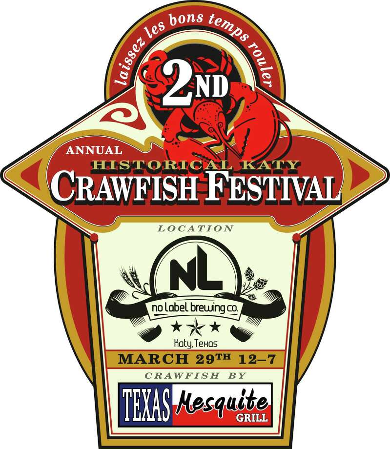 No Label Brewery will host the second annual Historical Katy Crawfish Festival from 12-7 p.m. March 29. Photo: No Label Brewing Co.