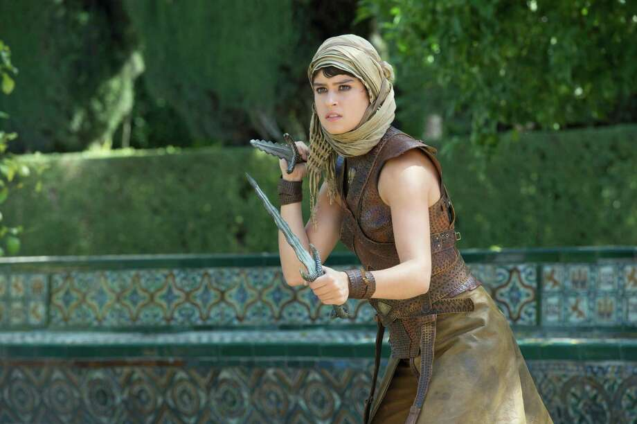 Rosabell Laurenti Sellers in season five of HBO's Game of Thrones. A new Kickstarter project is looking to reshoot a number of scenes from the show's Dorne storyline. Photo: HBO