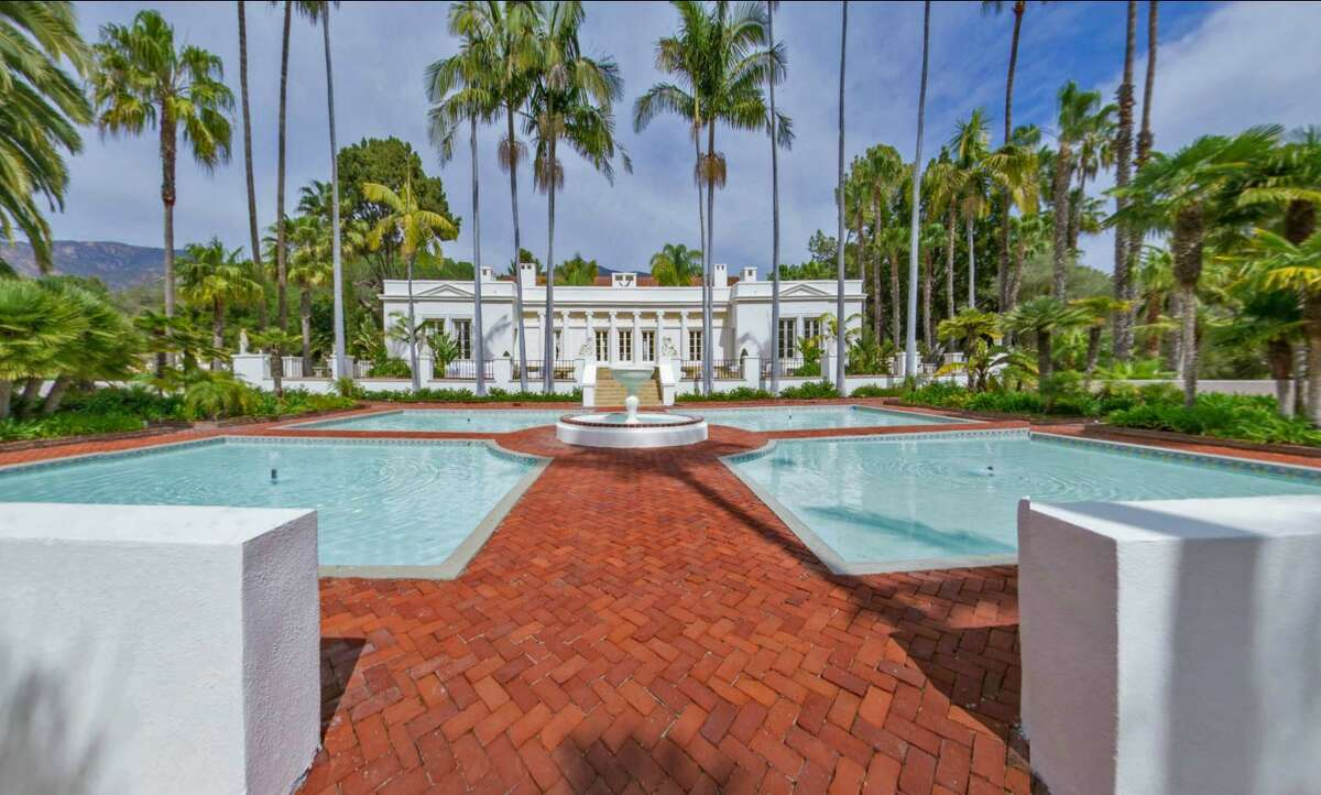 Tony Montana's home in the 1983 film, Scarface, is on the market for $35 million. Source:MontecitoParadise.com