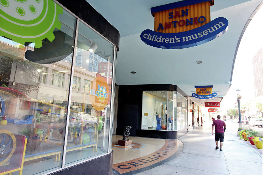 Celebrate the Children's Museum's 20 years downtown before its move this year. Photo: Express-News File Photo / © SAN ANTONIO EXPRESS-NEWS (NFS)