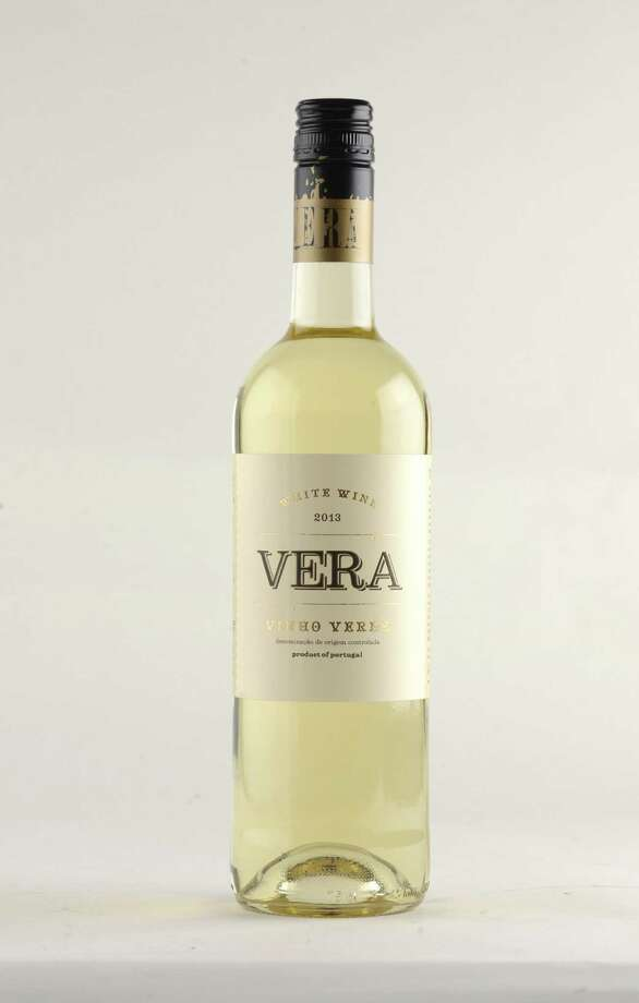 Vera, Vinho verde, Portugal 2013, Thursday Oct. 9, 2014, at the Times Union in Colonie, N.Y. (Will Waldron/Times Union) Photo: WW