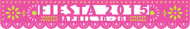 Fiesta 2014 April 10-27