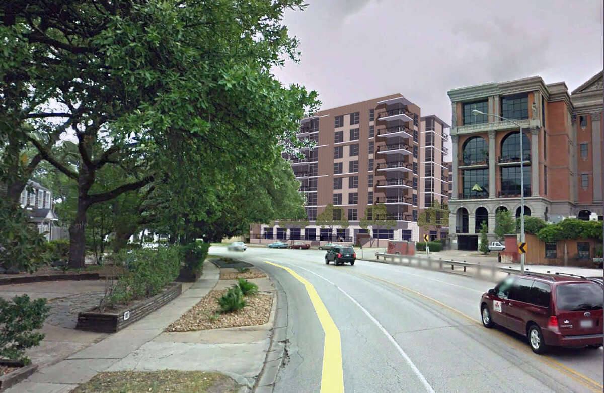 A rendering of The Village at River Oaks. Emergency care for elderly residents is at issue in a lawsuit.